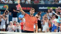 Григор Димитров ще търси победа срещу Кей Нишикори