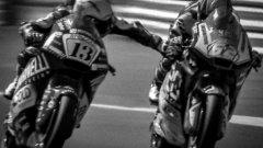 Инцидентът между Романо Фенати и Стефано Манци шокира мото света