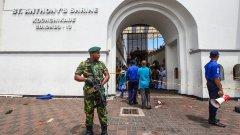 Арестувани са още 4 заподозрени, които може да са помагали за нападенията