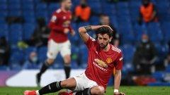 Челси и Юнайтед се дебнаха, но не успяха да се хванат