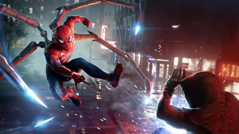 В трейлърa ясно се намеква присъствието и на Венъм, но въпросът е дали ще е злодей или също игрови персонаж. Освен това чуваме гласа на човек с руски акцент, който казва, че цял живот е търсил предизвикателство... а това ни подсеща за Крейвън Ловеца.  За съжаление, играта ще се забави - очаква се да се появи за PlayStation 5 чак през 2023 г.