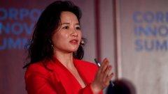 Журналистката от китайския телевизионен канал CGTN е задържана без обвинения и това може да продължи дълго