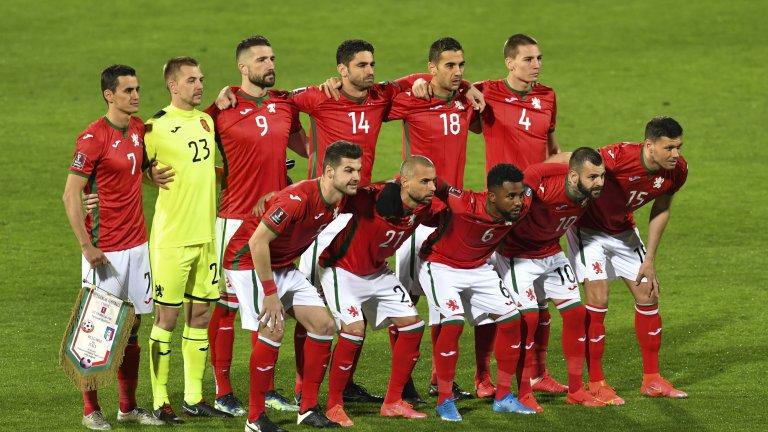 efbet стана спонсор и на националния отбор
