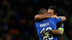Без Италия на голямо първенство за първи път от 60 години