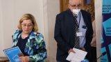 Технически проблеми и сигнали за нередности наложиха прекратяването на машинното гласуване във Велико Търново