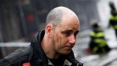 Американските пожарникари показаха храброст и самопожертвователност при атентатите срещу кулите на Световния търговски център в Ню Йорк на 9/11