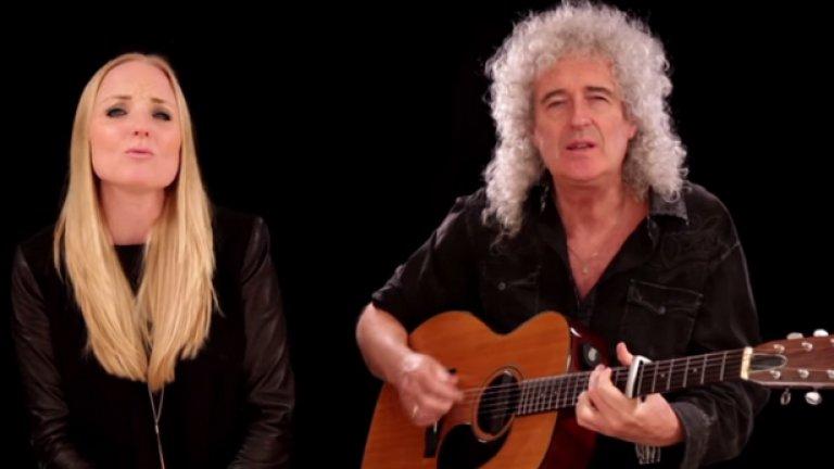 Концертът ще включва акустични и нови версии на парчета на Queen, Beatles, Kansas, както и общата песен One Voice