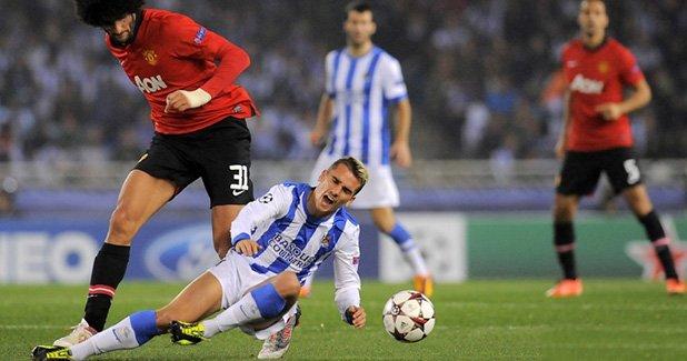 Маруан Фелайни, Манчестър Юнайтед През миналия сезон подобри драстично играта си и вече е ключов играч за Луис ван Гаал. Влиянието му в полузащитата на тима постоянно расте.