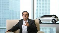 Бившият шеф на Nissan с първа пресконференция след бягството си от Япония
