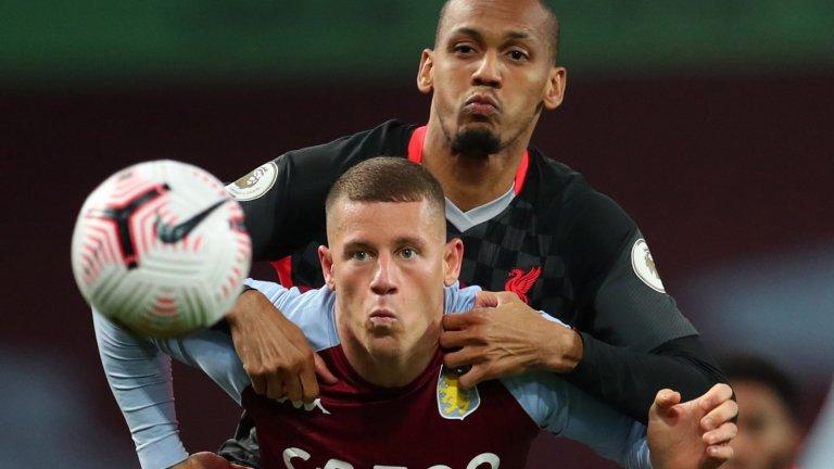 Ливърпул награждава заместника на Ван Дайк с нов договор