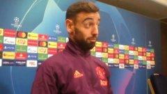 Оле шокира Бруно: Ти си новият капитан