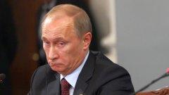 Силният човек в Кремъл идва в София през ноември