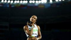 """Голямото сърце и вечната усмивка на Великобритания Джесика Енис-Хил каза последно """"сбогом"""" на спорта този четвъртък."""