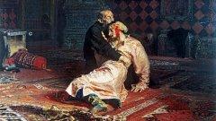 Пиян мъж повреди картина на Иля Репин в Москва