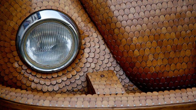 Джепето от Босна и неговият VW Beetle (галерия)