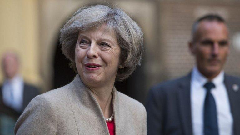 Конкретната причина е решението на Мей да отложи гласуването за Брекзит за януари