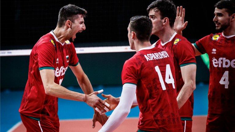 След три изпуснати мачбола България загуби в тайбрека
