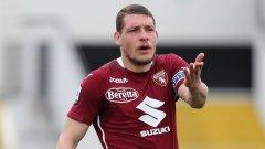 Цената на звездата на Торино падна до 20 млн. Моуриньо си го хареса
