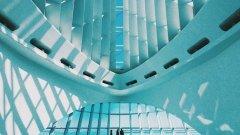 """Първо място в раздел """"Архитектура"""" е за снимката на Ийланг Пенг от Медисън, Уисконсин"""