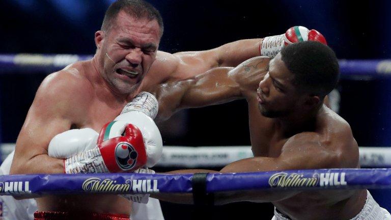 Кобрата: Джошуа не е нищо особено, видяхте моя мач срещу него