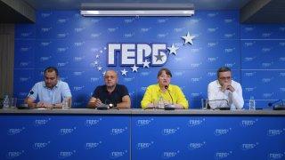 Тома Биков от партията разкритикува служебния вътрешен министър Бойко Рашков и го обвини, че е агитирал срещу ГЕРБ