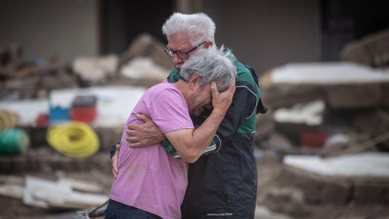 Учените са категорични, че климатичните промени оказват влияние върху природните бедствия