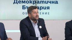 """""""Демократична България"""" отказа да подкрепи Фандъкова или Манолова"""