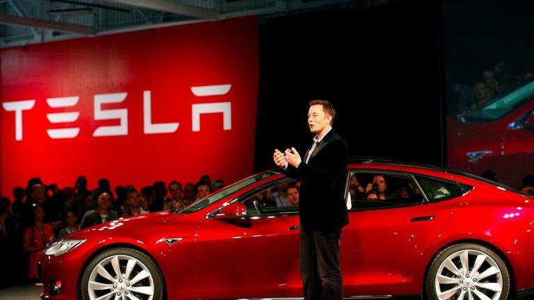 """Model 3 предизвика истински """"производствен ад"""""""