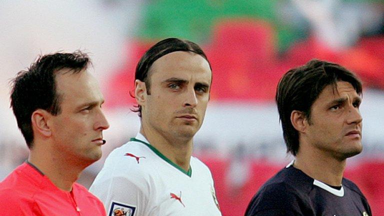 Бербатов:  Ако се давят наш и чужд футболист, кого ще спасите?