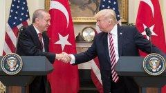 САЩ обяви, че поддържа Турция в борбата с тероризма.