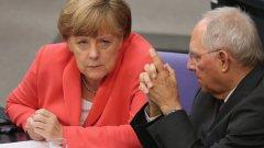 Ангела Меркел срещна сериозна вътрешна опозиция в ХДС срещу споразумението за трети финансов план на Гърция