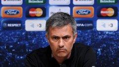 Жозе Моуриньо е категоричен, че знае как се играе срещу Барселона