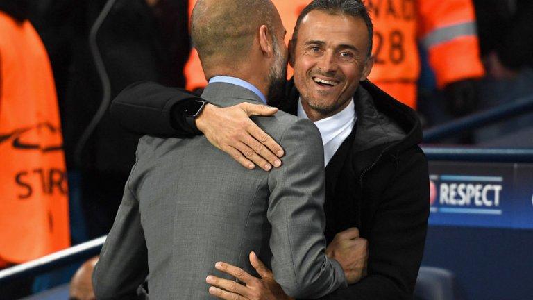 В Испания обаче твърдят,че баварците вече са в контакт с Луис Енрике, който повтори успеха на Гуардиола в Барселона, спечелвайки требъл с каталунците. Двамата са бивши съотборници и са в много добри отношения.