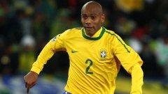 Дъглас Майкон отбеляза първият гол при първата победа на Бразилия в ЮАР