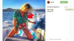 Офертите за едноседмичен наем на яхтите, подобни на St. Princess Olga, започват от 1 млн. долара. А доколкото може да се съди по снимките - през последните 3 години Олга Сечина е прекарала немалко време на борда й.