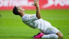 Роналдо не спира. 325 гола в 311 мача за малко повече от 6 години в екипа на Реал... Това е извънземно постижение, маркиращо средна успеваемост от над 50 гола на година.
