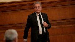 Основната критика на ДПС за последните три бюджета е, че се увеличават както приходите, така и харчовете, коментира замeстник-председателят на ДПС Йордан Цонев