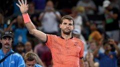 След титлата в Бризбън, Григор Димитров е сред фаворитите за успех на Australian Open