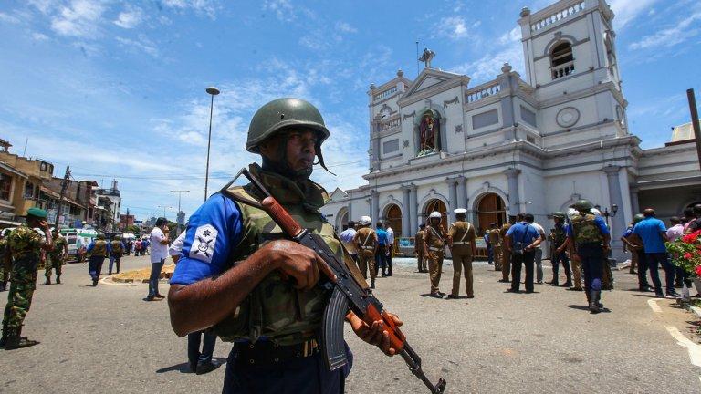 Глобалният тероризъм постоянно се променя и често силите за сигурност не са готови за заплахите, срещу които са изправени