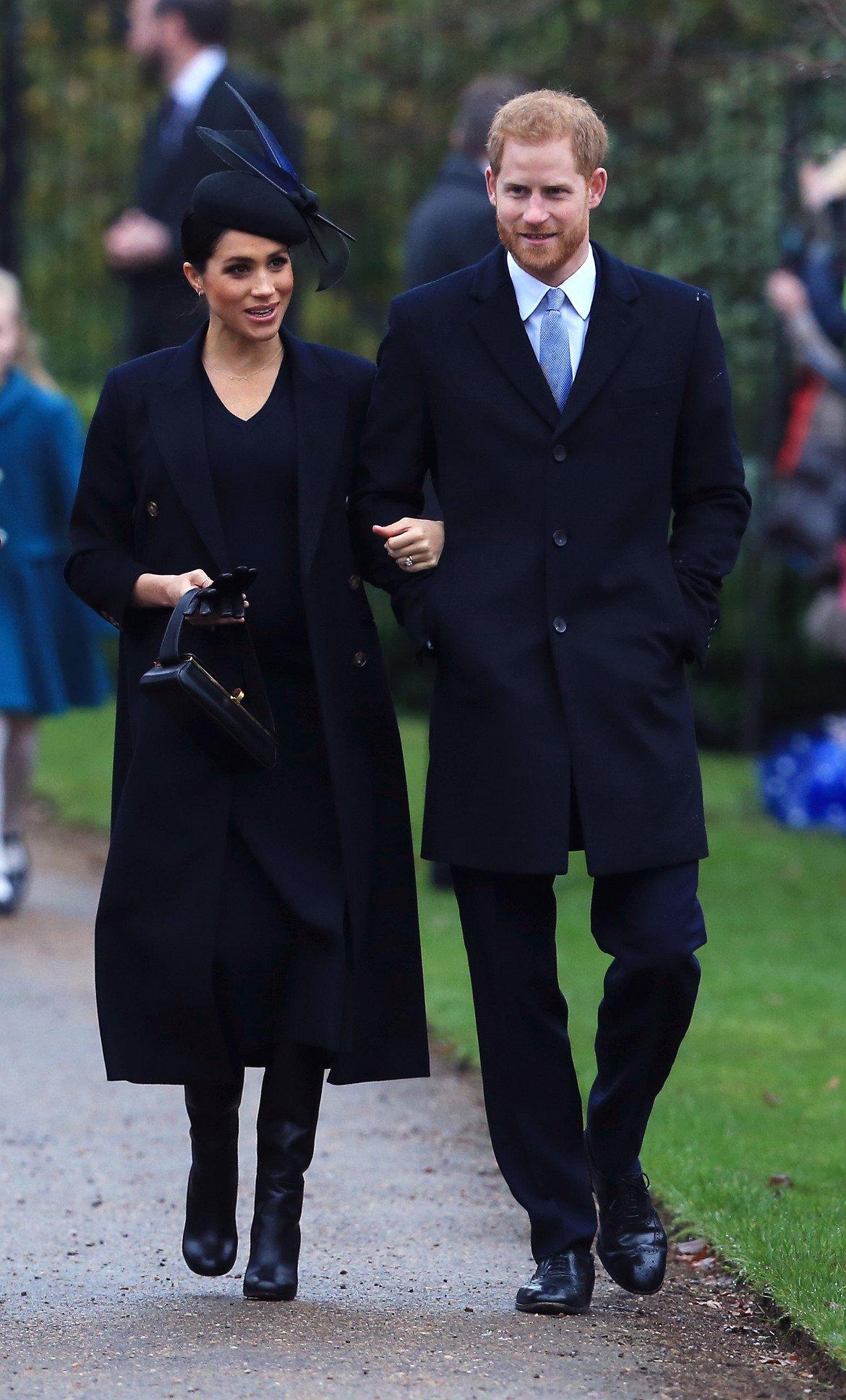 """Принц Хари и херцогиня Меган Херцогът и херцогинята на Съсекс са едва шести по ред като претенденти за трона на Великобритания. Те също се готвят да станат част от работещите монарси и да разделят времето си между Обединеното кралство и Канада. Те възнамеряват да се откажат от статута си """"старши членове"""" и да продължат да подкрепят кралицата, но да работят за финансова независимост. Въпрос, който все още е в развитие."""