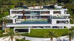 Новото имение в Бел Еър е създадено само за милиардери