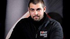 Нашият покер блогър вече е част от професионалния отбор на най-голямата онлайн зала в света