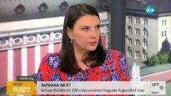 """Готови сме да се обзаложим, че Бетина Жотева ще си остане член на СЕМ до 2022 г. А правото да задаваш въпроси - """"тъпи"""" или """"остри"""", но свободни - ще е все по-самотно занимание."""