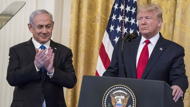 Палестинският лидер Махмуд Абас отхвърли идеята