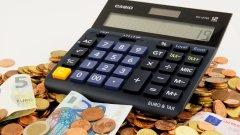 Освен приходите у нас са нараснали и разходите