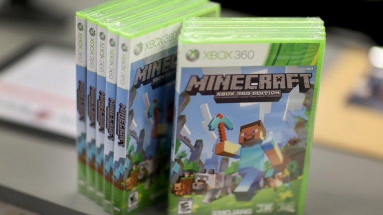 Minecraft е същинският културен феномен на indie игрите, оформил своя многомилионна общност от заклети почитатели. Играта дава възможност на геймърите сами да конструират своя свят в нещо като Лего вселена. Те могат да изграждат конструкции от кубове в 3D реалност, в която няма почти никакви ограничения. Възможностите да строиш, оформяш и разрушаваш са практически безкрайни, а онлайн елементът означава, че всички дейности могат да бъдат споделени с други геймъри