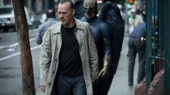 """Някои смятат, че """"Бърдмен"""" е отражение на кариерата на Кийтън - историята разказва за актьор, станал звезда с ролята си на супергероя Бърдмен, който се опитва да избяга от това амплоа и да покаже, че може повече"""