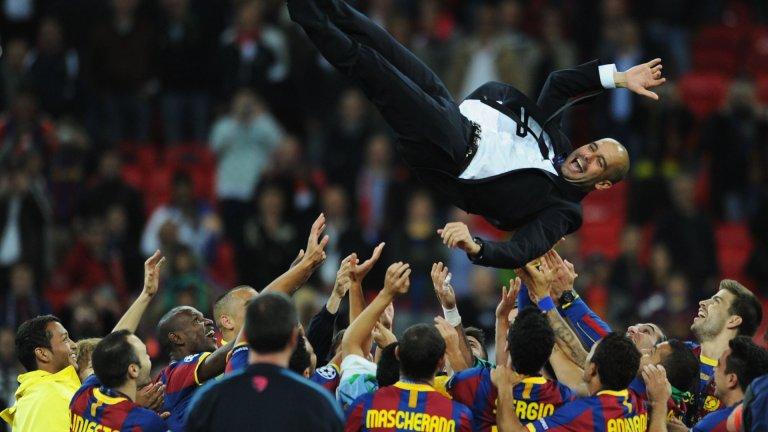 През 2011-а Гуардиола се разправи с Юнайтед на сър Алекс. 10 години по-късно Пеп отново е на финал в Шампионската лига