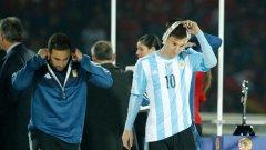 """Лионел Меси не успя да изведе Аржентина до титлата на Копа Америка, но """"гаучосите"""" вече са първи в ранглистата на ФИФА"""