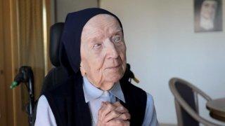 Вторият най-възрастен човек на света пребори ковид